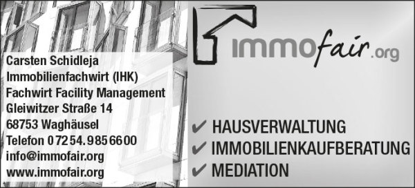 immofair.org - Carsten Schidleja